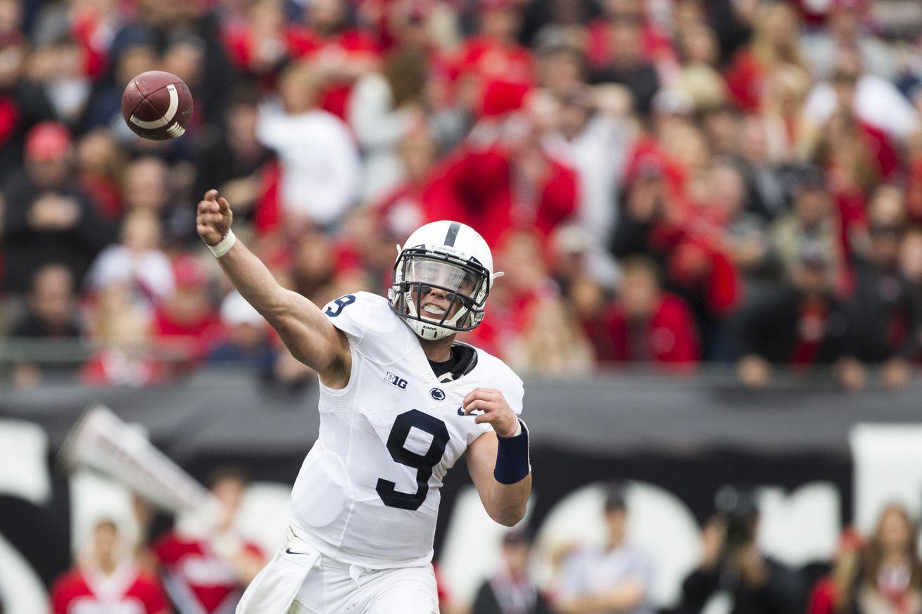 McSorley named Penn State's starting quarterback