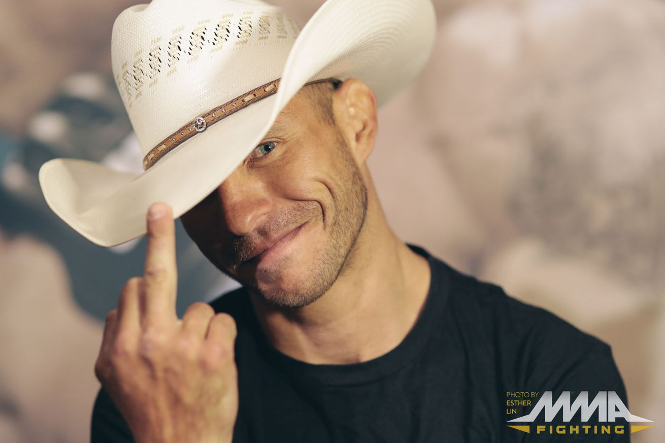 Daniel Cormier rips Donald Cerrone and his stupid cowboy hat: Shut up and have some class