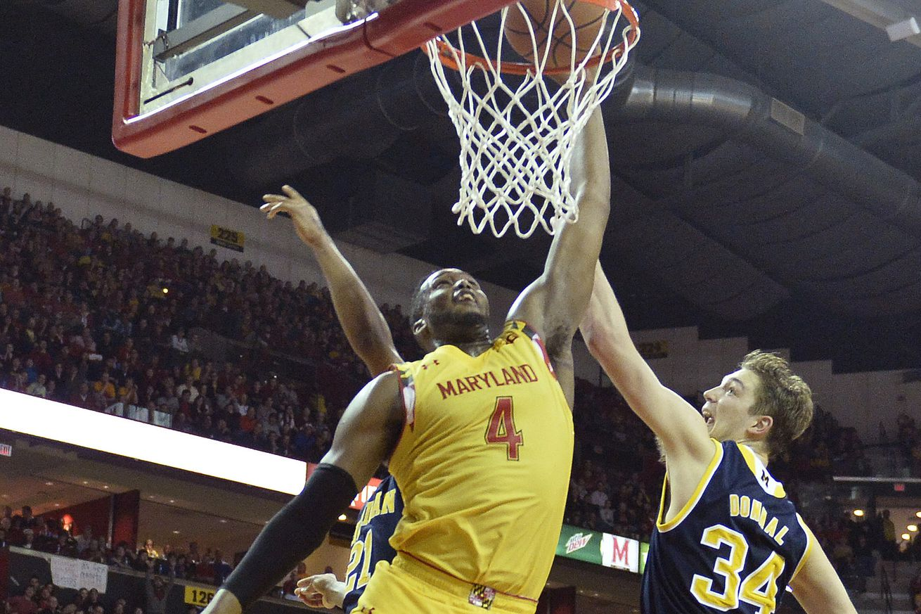 Hammons leads No. 20 Purdue over No. 10 Maryland, 83-79