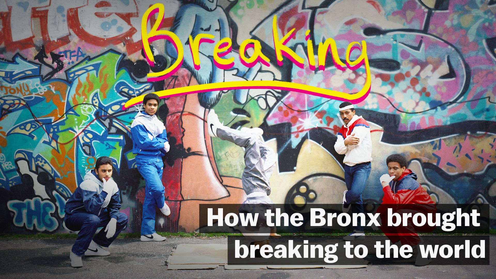 How the Bronx brought breaking to the world - Vox