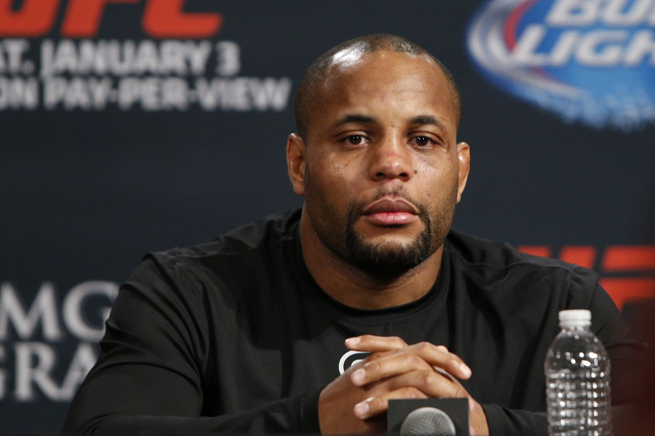 community news, Morning Report: Daniel Cormier calls fight with Jon Jones snakebitten, says Jones cant get out of his own way