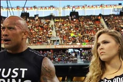 community news, Ronda Rousey on WWE future: I have to find a way to get back there