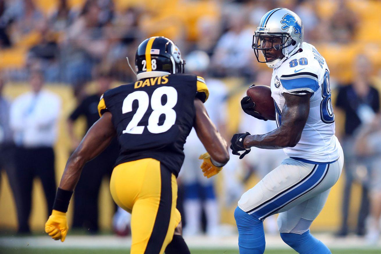 Draft picks help Lions rally past Steelers, 30-17