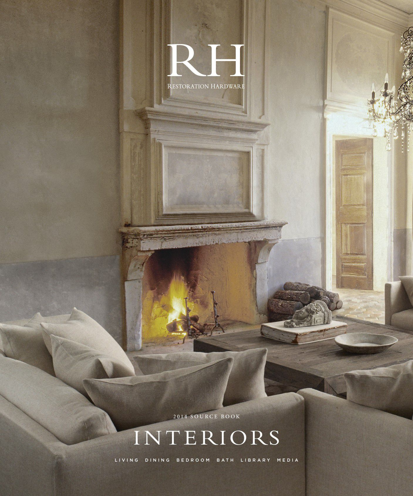 Furniture Stores Catalogs: Why Restoration Hardware Is Lavishing Millions On Luxury