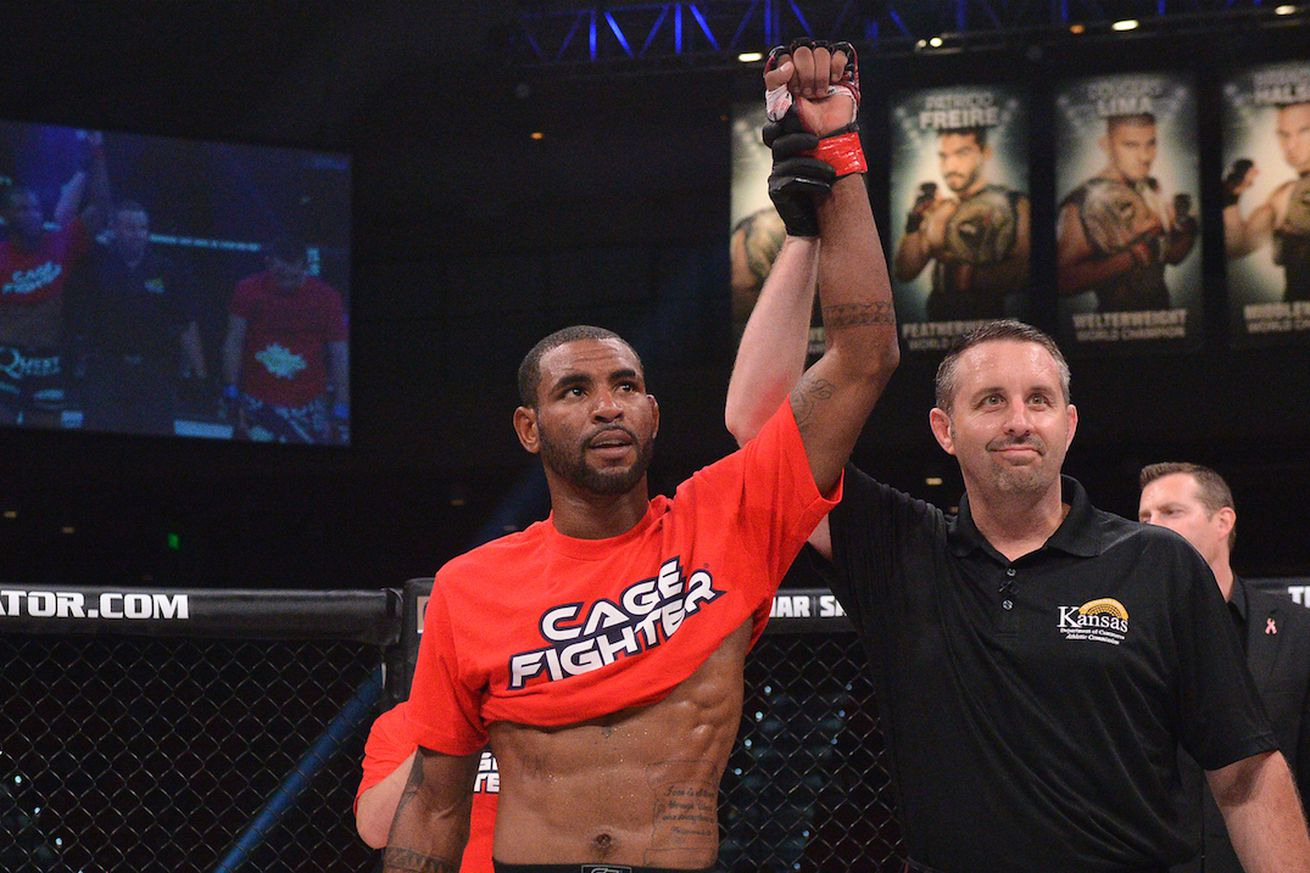 community news, Bellator 151s Darrion Caldwell wants to beat sh*t out of Conor McGregor, brands Marcos Dantas and Eduardo Galvao p*ssies