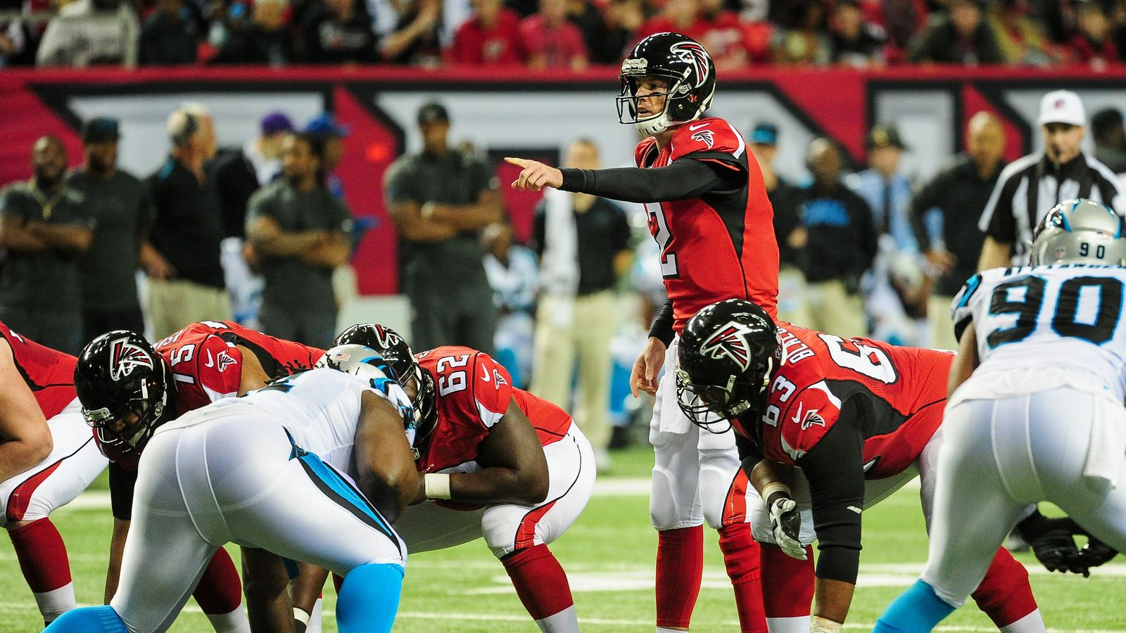 panthers vs falcons live picks spread