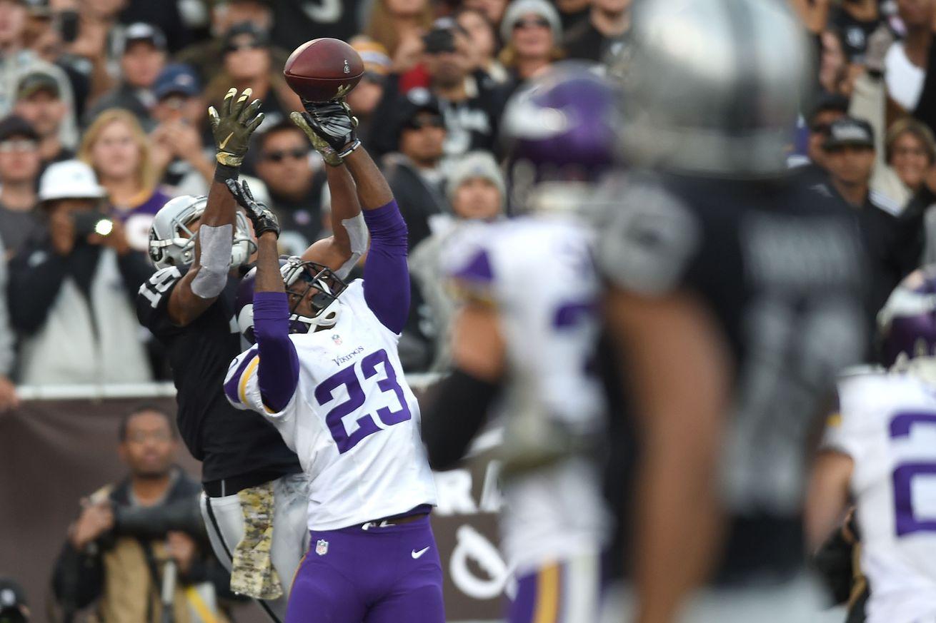 Vikings re-sign Newman, Sherels, Ellison