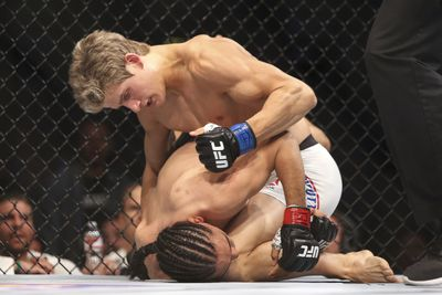 Sage Northcutt opens up about training at Tristar Gym, cutting back on college