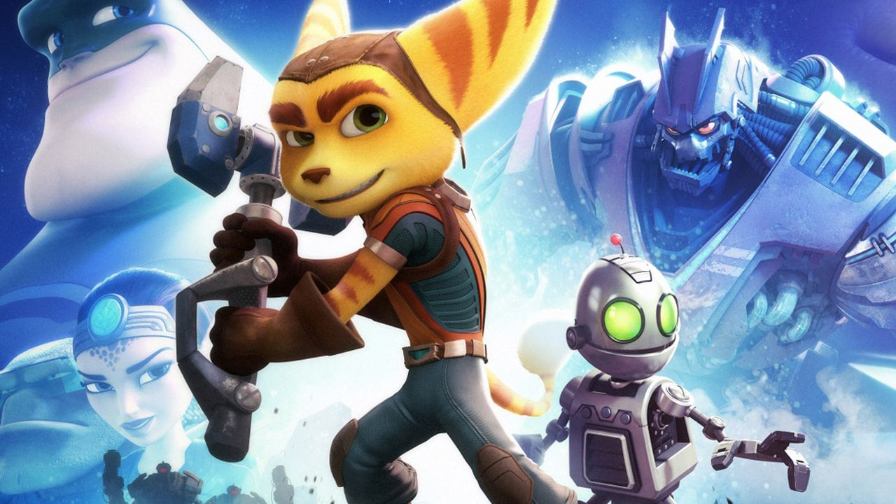 Ratchet & Clank™ Game | PS4 - PlayStation