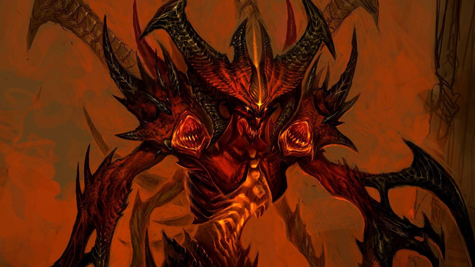 diablo 3 reaper of souls wallpaper 1600x900