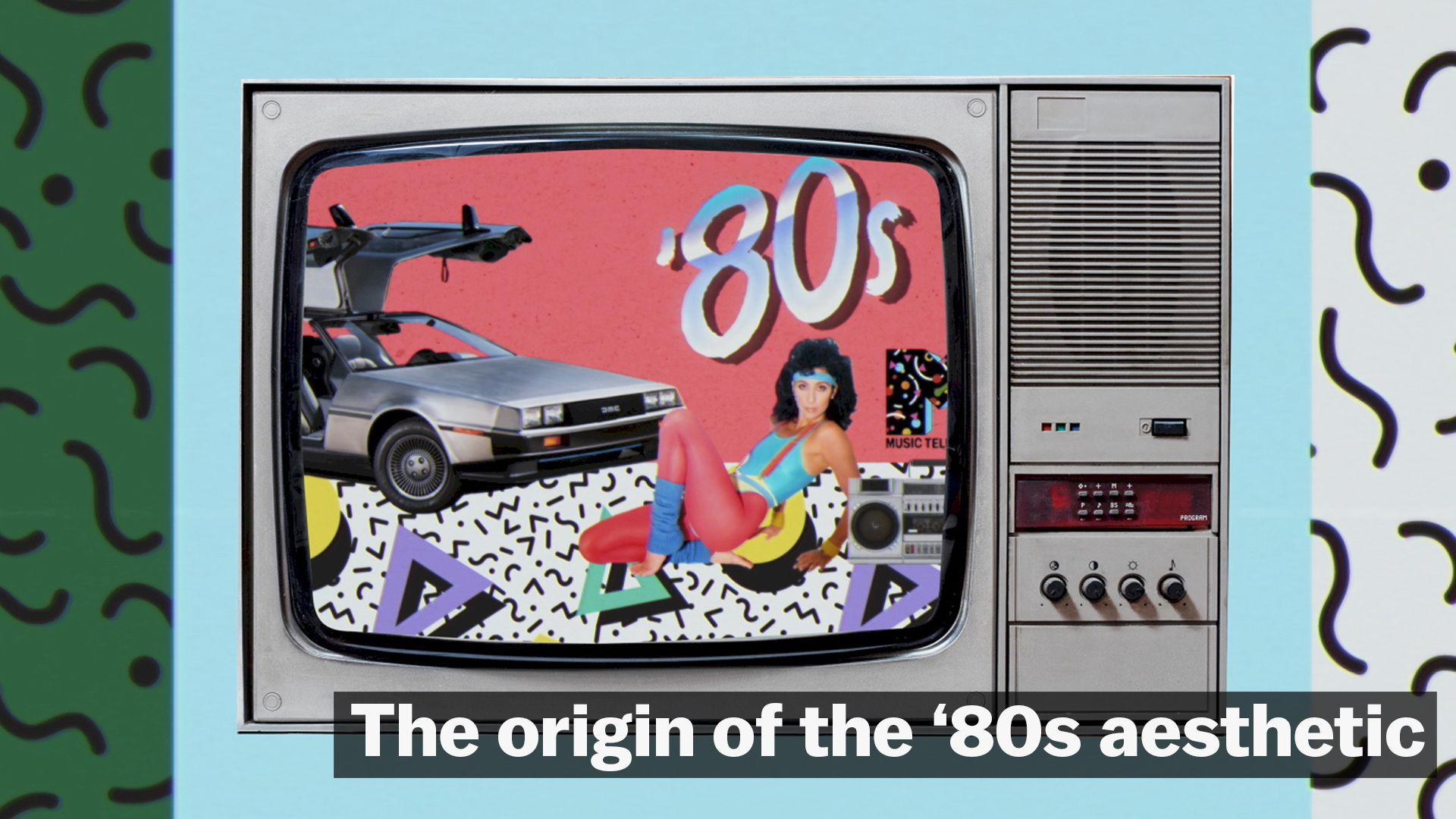 The origin of the '80s aesthetic - Vox