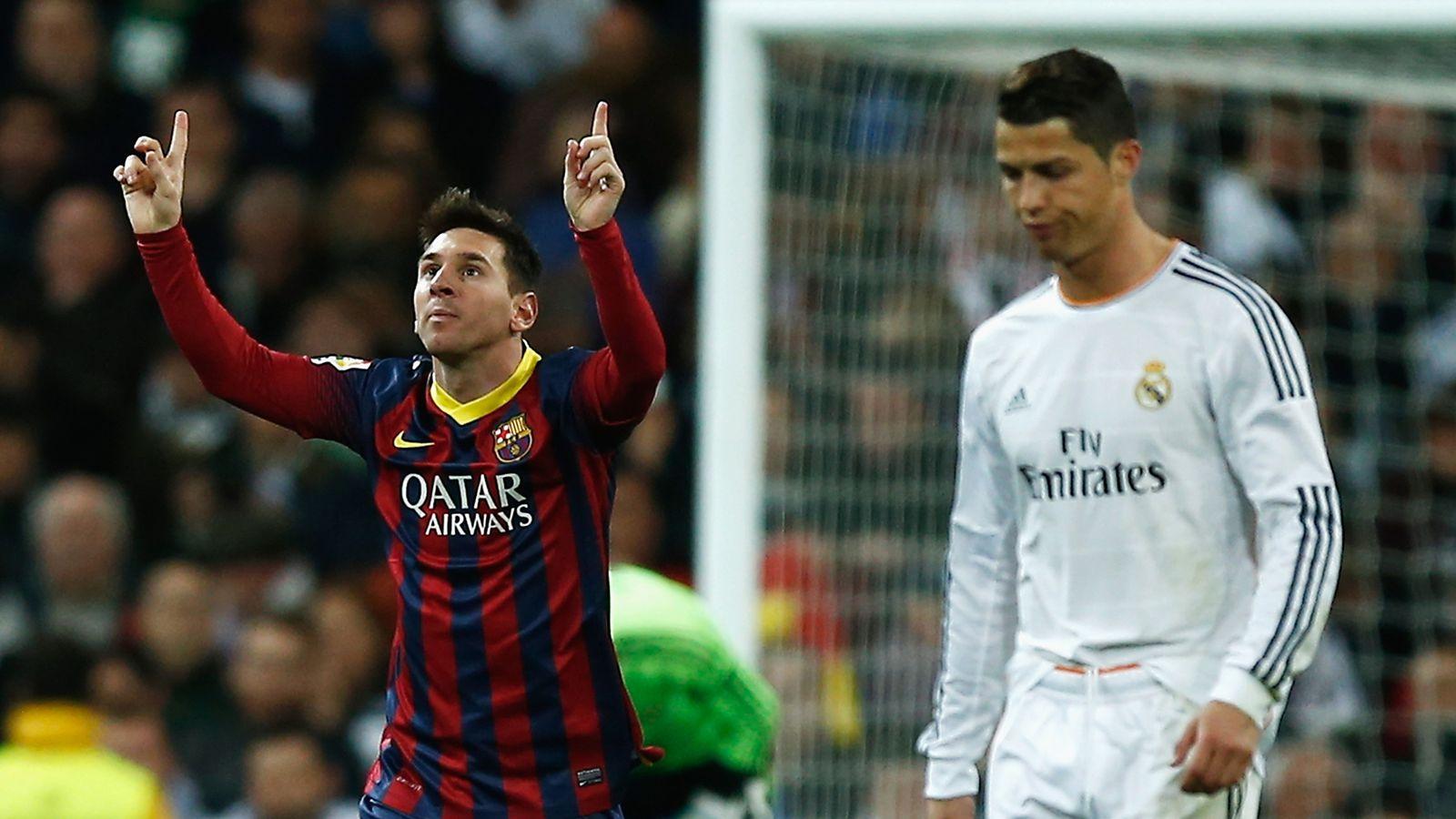 Real Madrid vs. Barcelona, 2014 El Clásico: Final score 3-4, Messi's hat trick revives Barca's ...