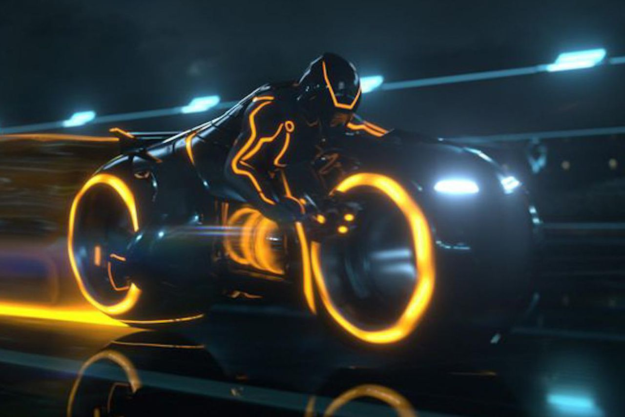 Man Behind Tron Legacys Light Cycles To Design Its Driverless Cars