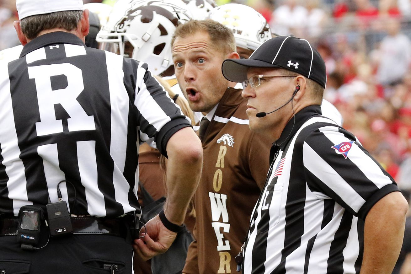 Western Michigan football players face 3 criminal charges