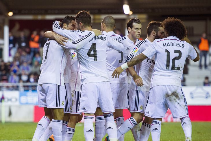 Real madrid 39 s projected lineup against m laga managing for Juan lucas electrodomesticos malaga