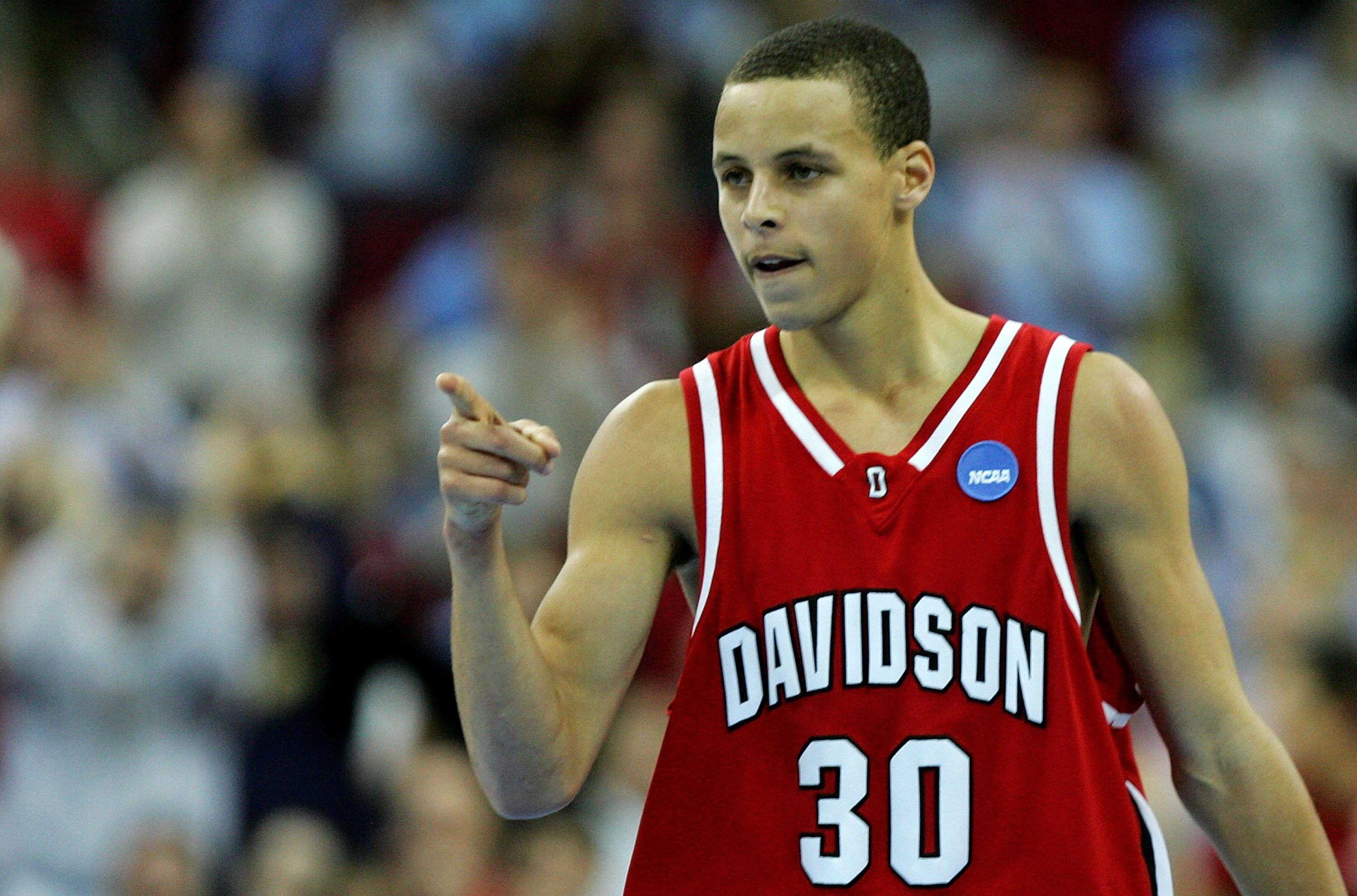 Stephen Curry is long gone, but the Davidson way survives ...