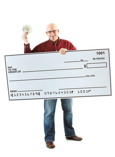 basic income check dude