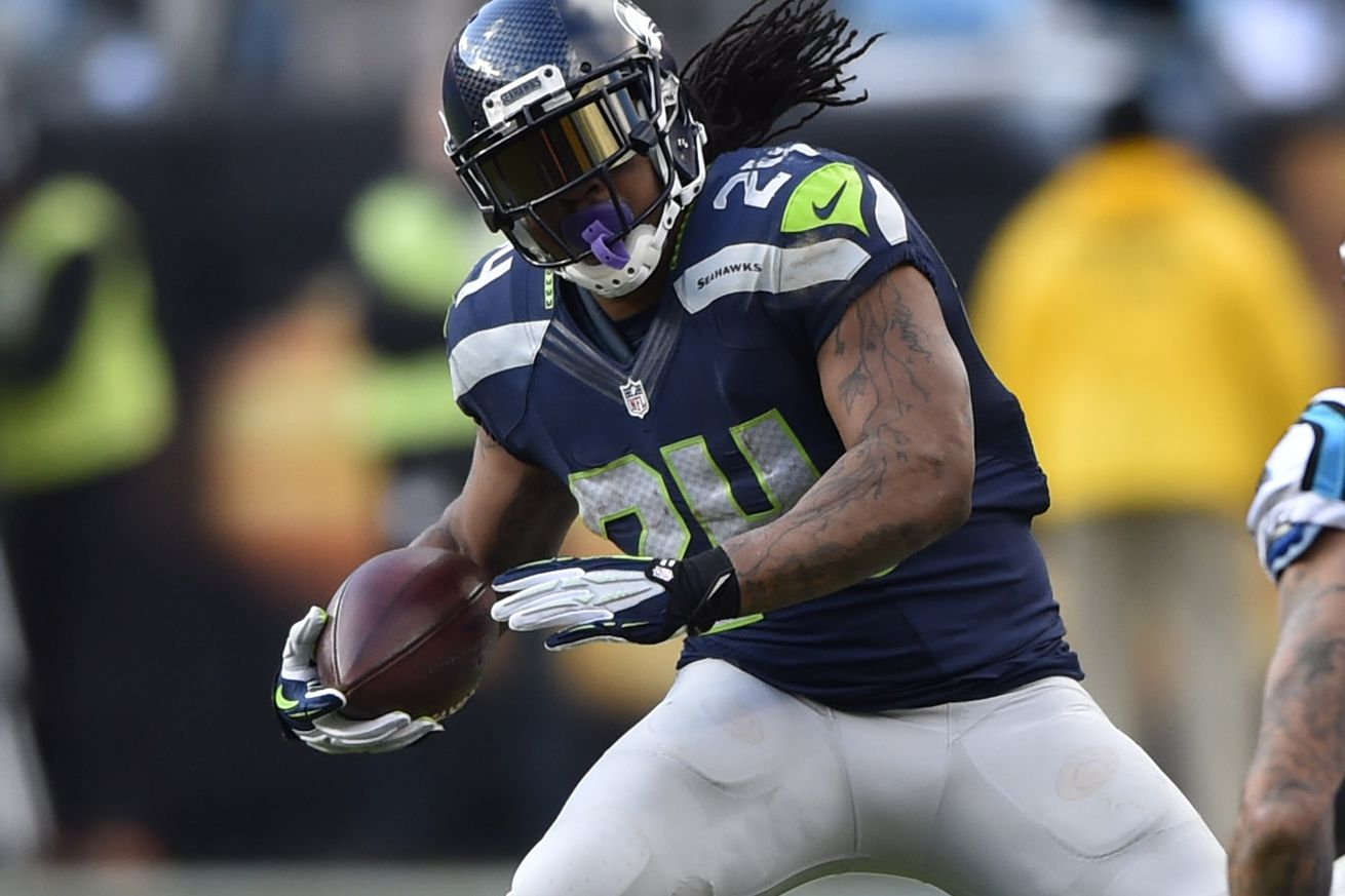 Seahawks thank Marshawn Lynch with tribute video