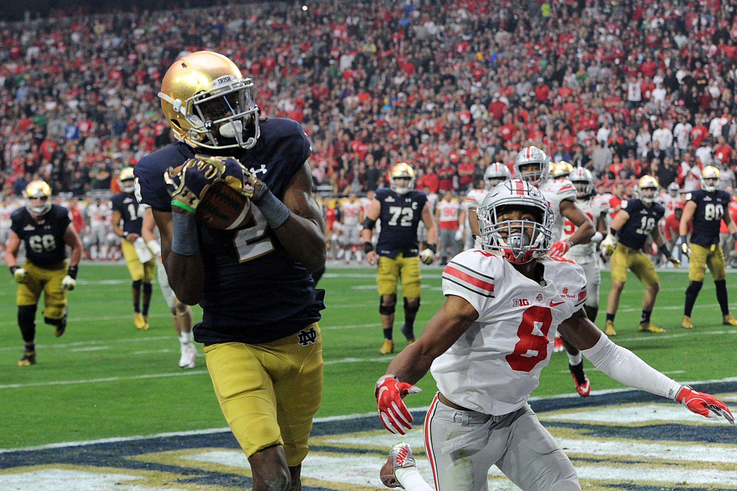 Ohio State vs. Notre Dame: Fiesta Bowl Recap, Score, Key Stats