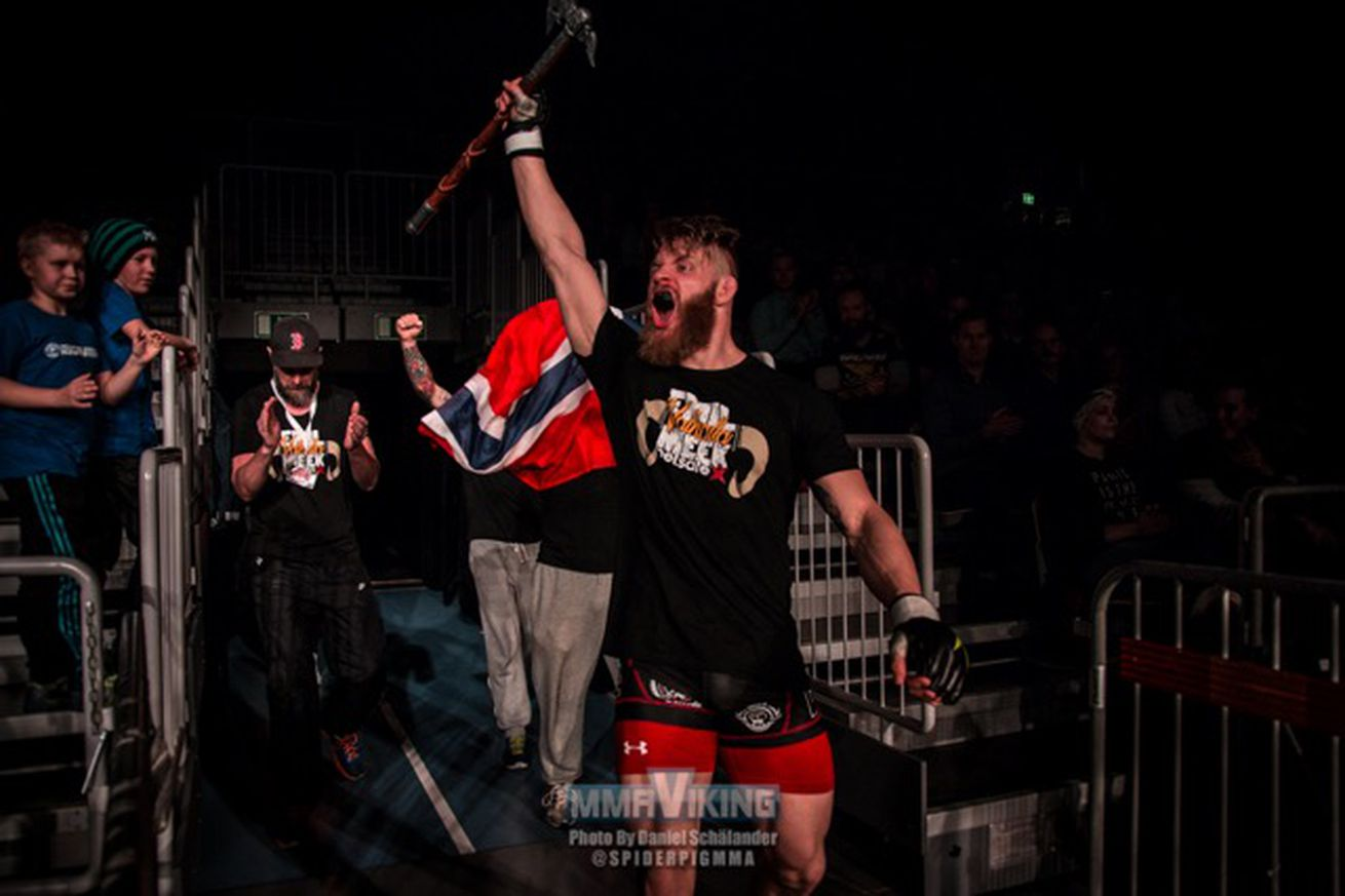 community news, Emil Meek reflects on knockout win over Rousimar Palhares, says UFC congratulated him