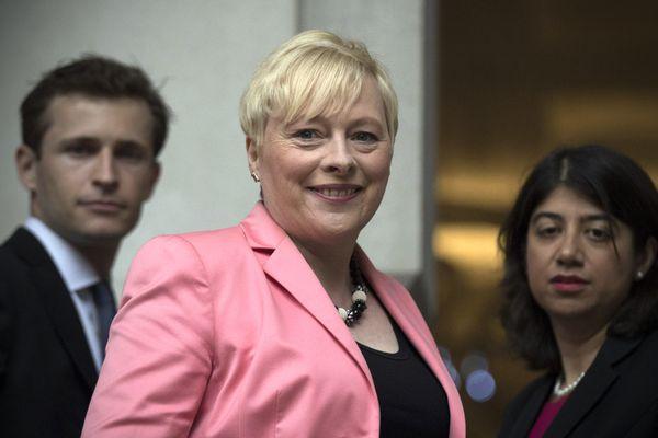 Angela Eagle, Corbyn's challenger.