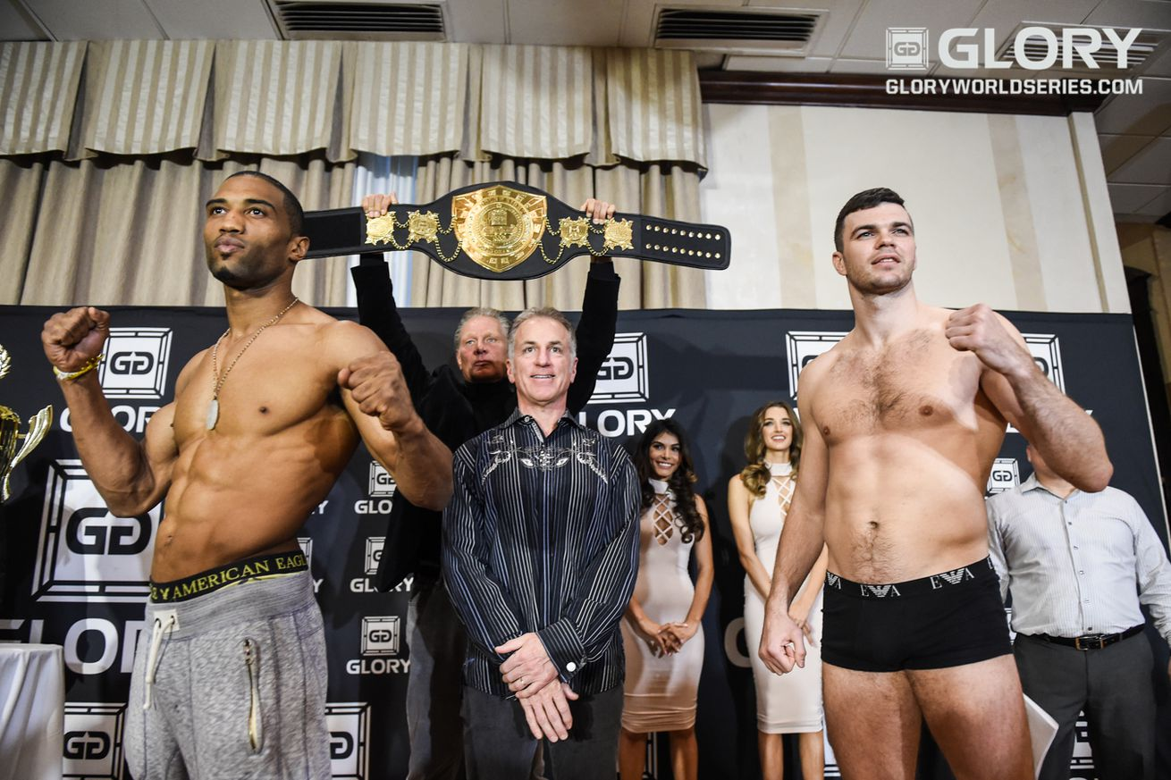 community news, GLORY 27 live stream results, Levin vs Marcus 3 ESPN3 play by play updates