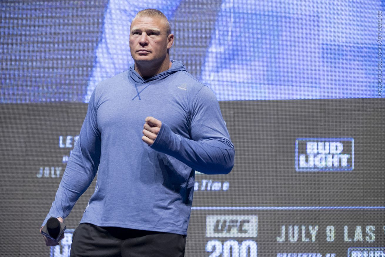 community news, UFC releases statement on Brock Lesnars latest USADA violation
