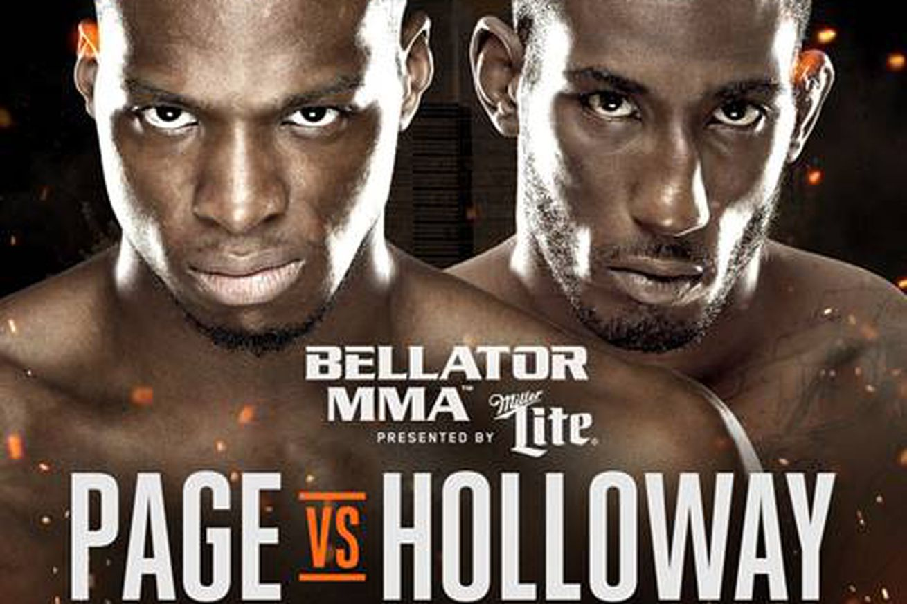 community news, Bellator 153: Michael Venom Page returns to face Jeremie Holloway on April 22
