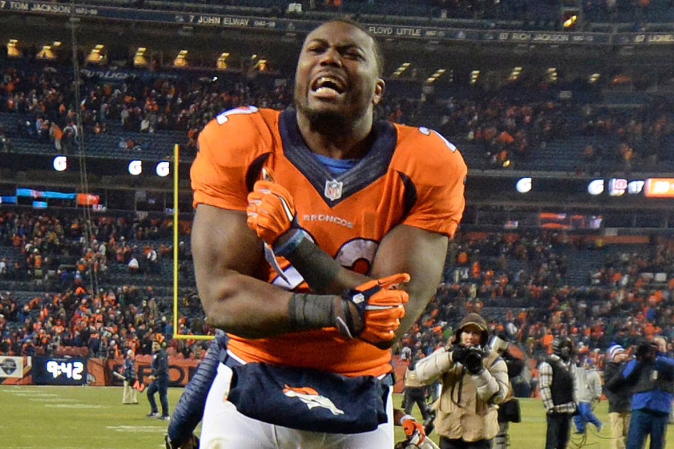Cal in the NFL: C.J. Anderson seals playoff spot for Denver ...