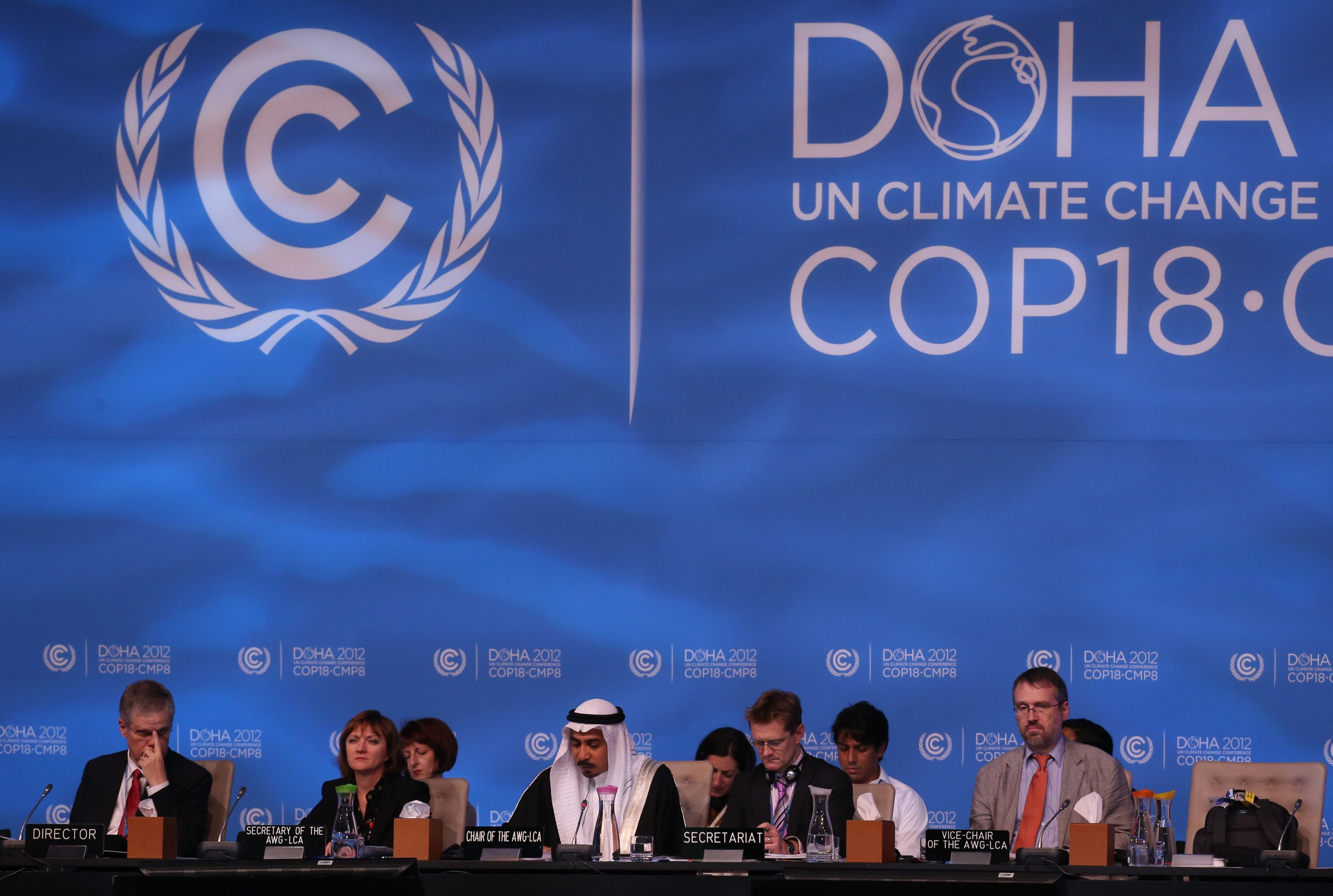 the kyoto protocol as a means of cutting the carbon dioxide emissions of major countries around the  At cop 21, parties to the unfccc will be negotiating an international agreement that provides the framework for greenhouse gas emission reduction beyond carbon intensity: the rate of carbon dioxide emissions per unit of an activity—in the international climate negotiations, generally in terms of gross.