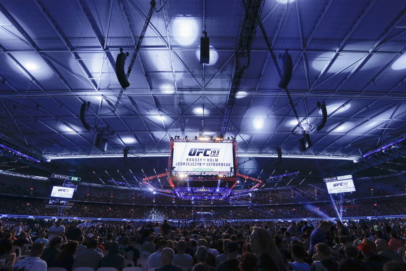 community news, With support of major sports names, new group forms to get UFC fighters unionized