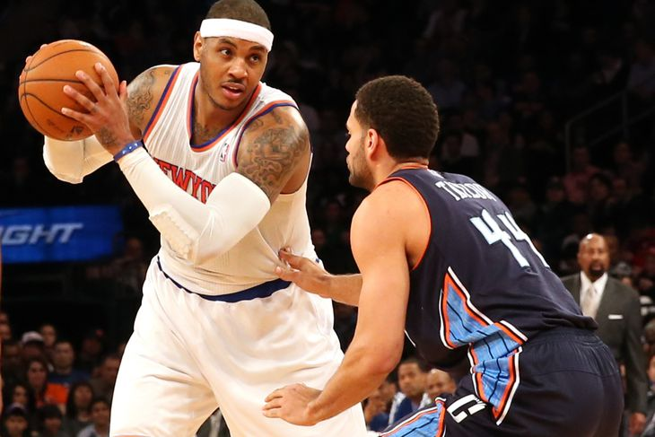 NBA playoff standings: Knicks move ahead of Pacers ...