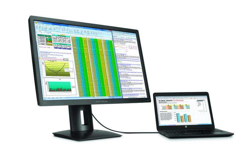 CES2015 - HP ra mắt màn hình 4K, 5K và màn hình cong mới tại CES2015 - 59031