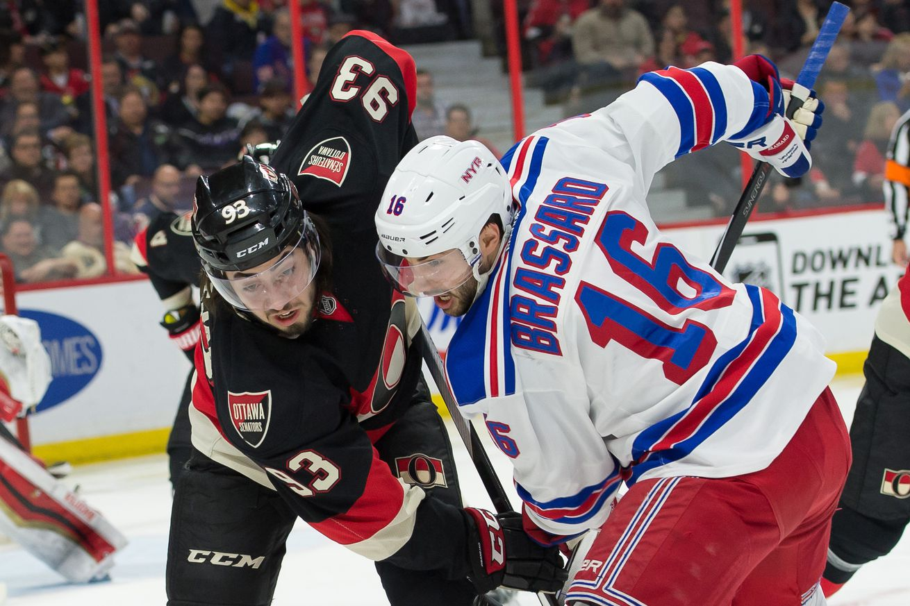 Ottawa Senators trade Mika Zibanejad for Gatineau native Derick Brassard
