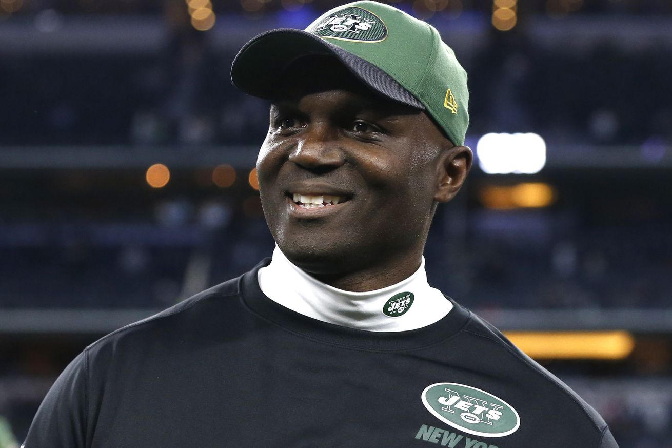 Five Questions for Jets OTA's