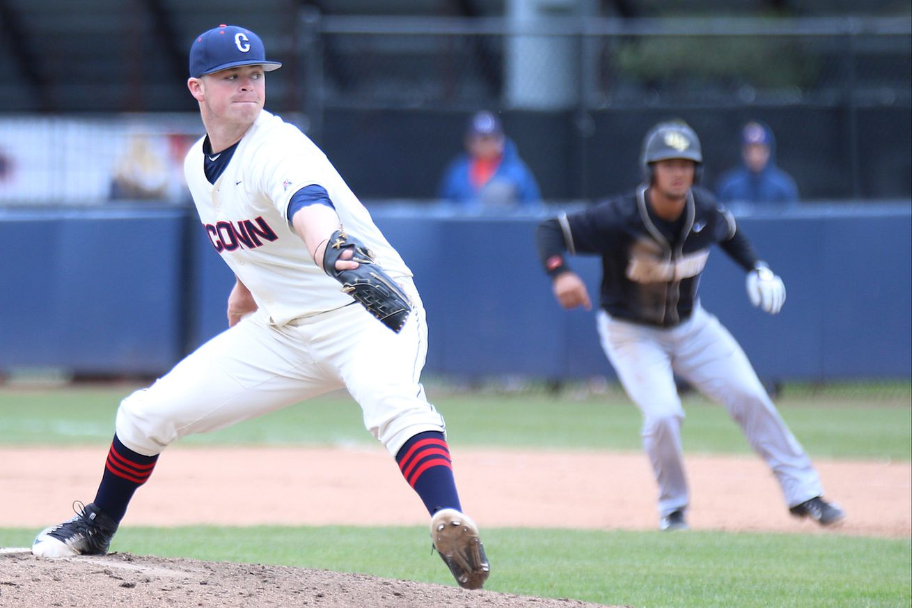 College roundup: UConn wins AAC baseball title, clinches NCAA tournament berth