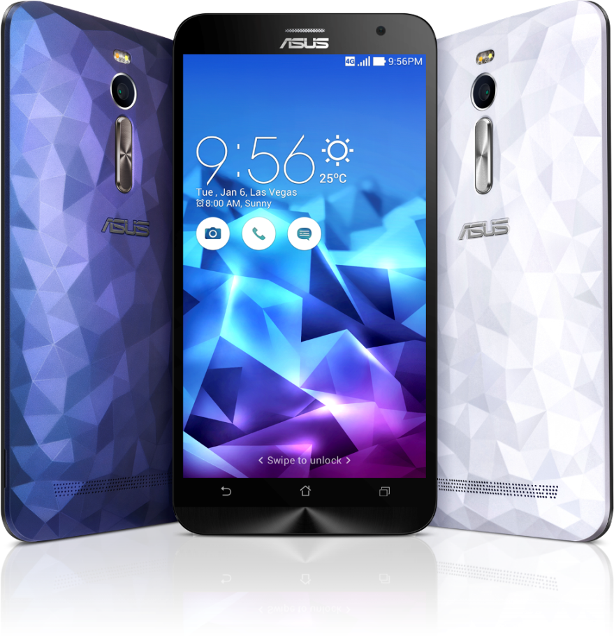 Asus is making a snazzy special edition of the ZenFone 2 ...