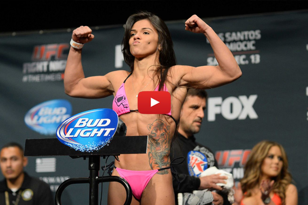 community news, TUF 23 Finale weigh in video, start time and results for Jedrzejczyk vs Gadelha