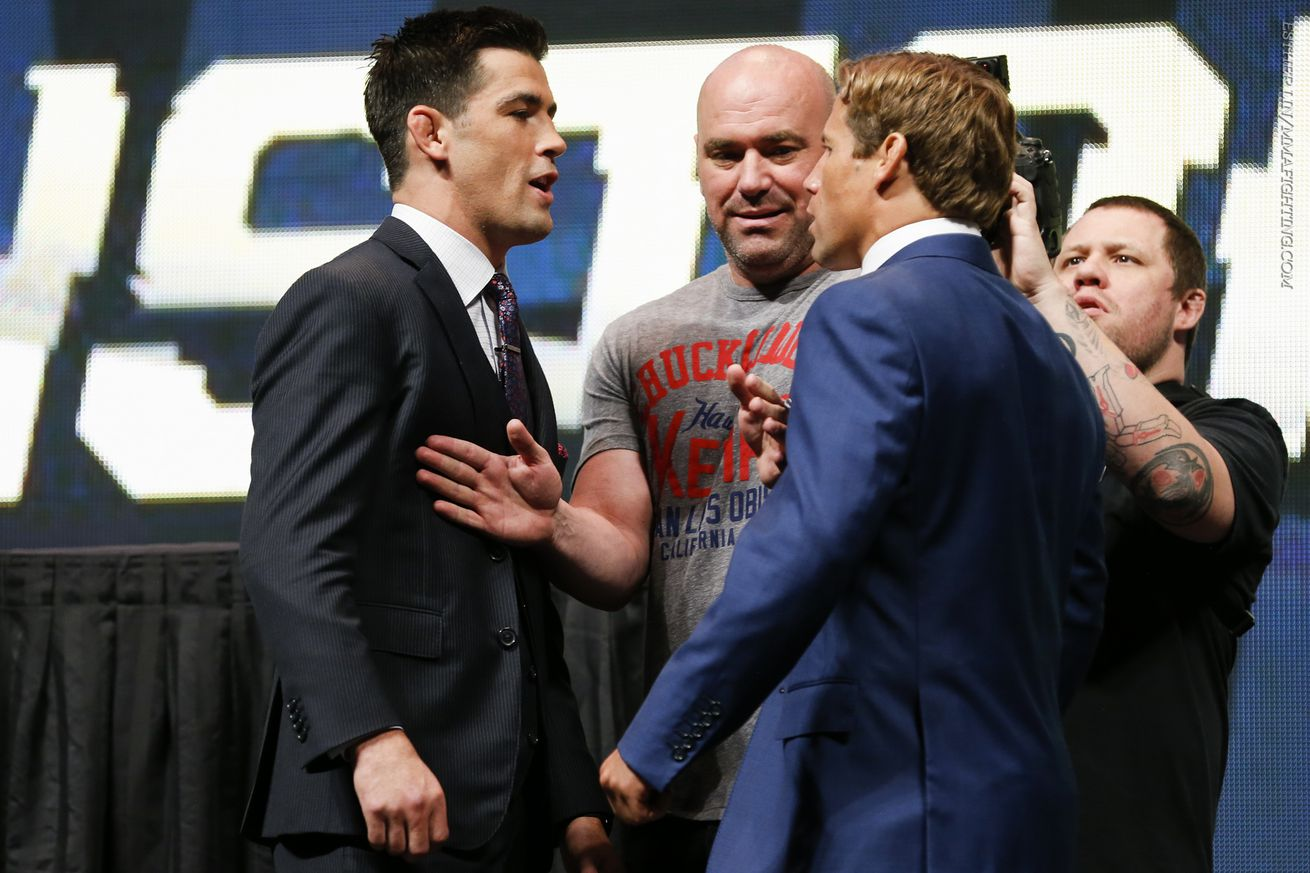community news, Dominick Cruz claims Urijah Faber ran from T.J. Dillashaw