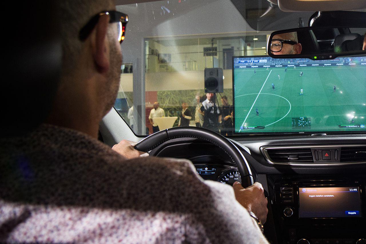 car soccer game ps4 pt sadya balawan. Black Bedroom Furniture Sets. Home Design Ideas