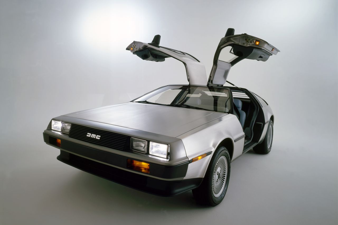 The Delorean Motor Company May Soon Start Building New