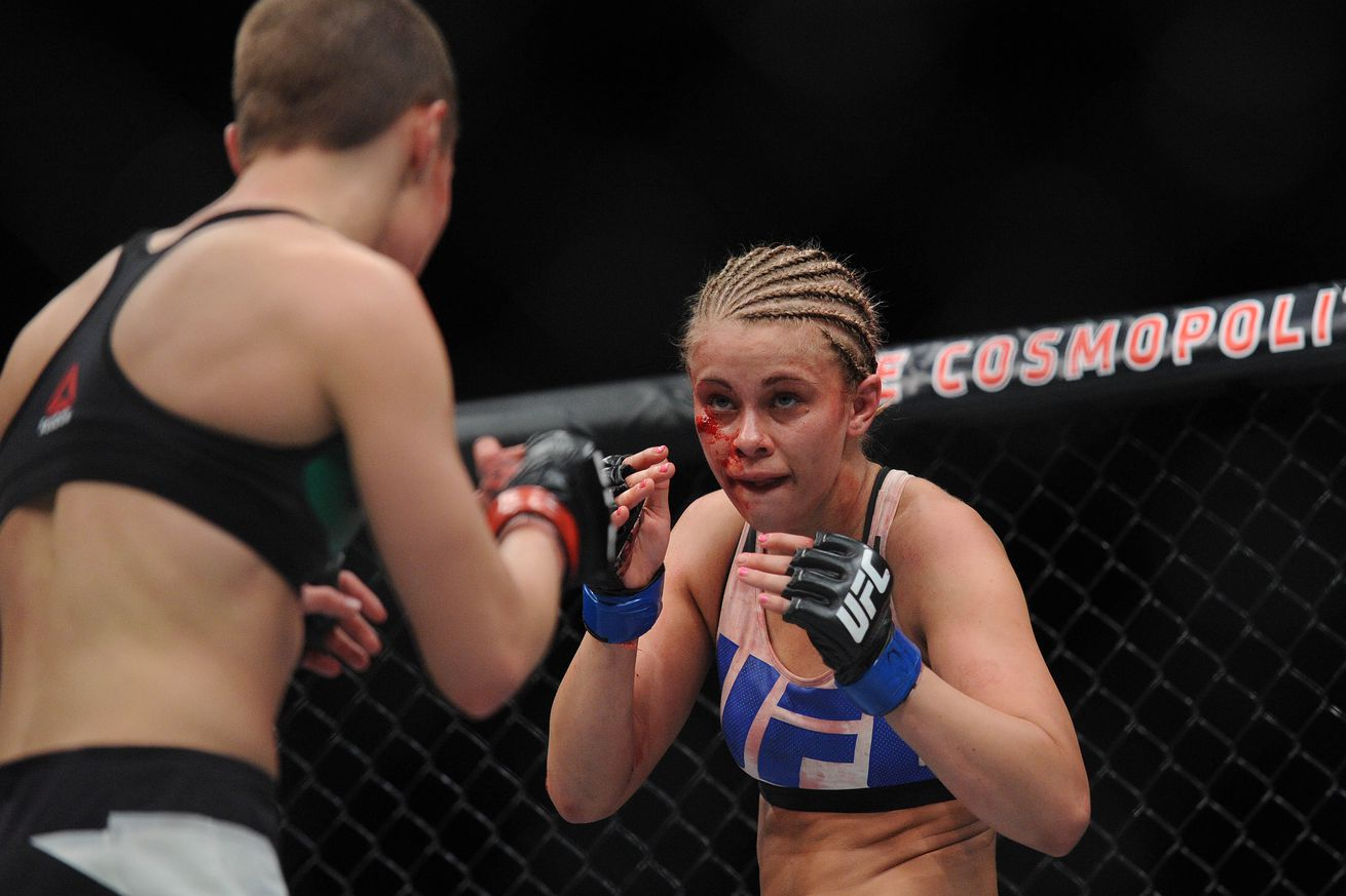 UFC on FOX 21 fight card: Paige VanZant vs Bec Rawlings full fight preview