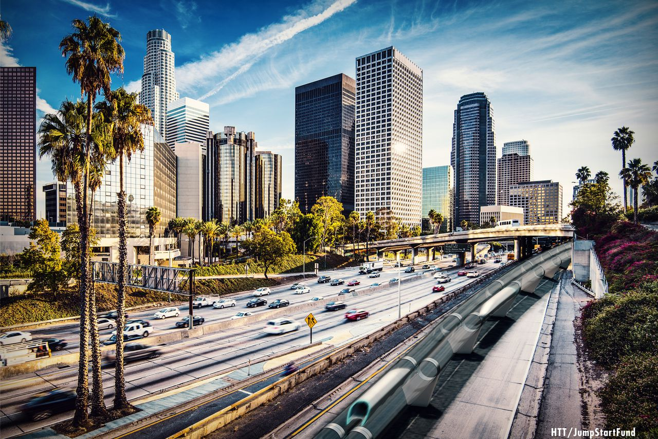 Hyperloop Transportation lending its technology to upgrade today's trains