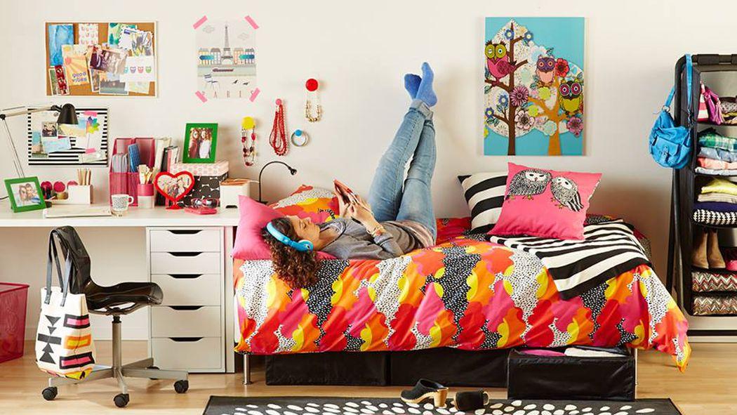 Dorm Room Shopping Ikea