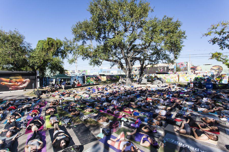 yoga wynwood yard tickets