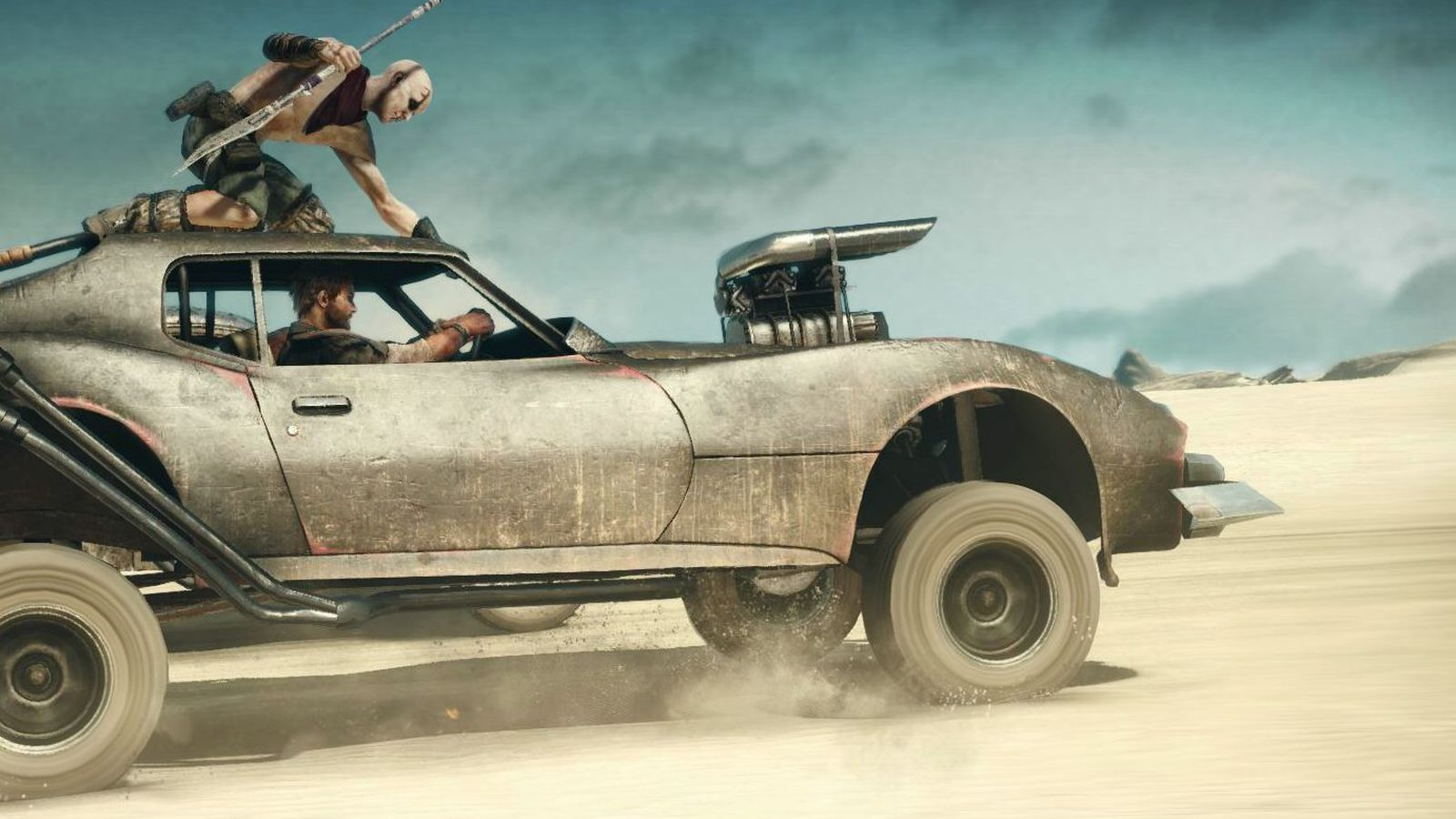 the mad max video game is in its very design anti fun the verge. Black Bedroom Furniture Sets. Home Design Ideas