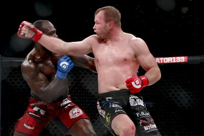 Ex-Bellator champ Alexander Shlemenko suspended three years, fined $10K for positive drug test