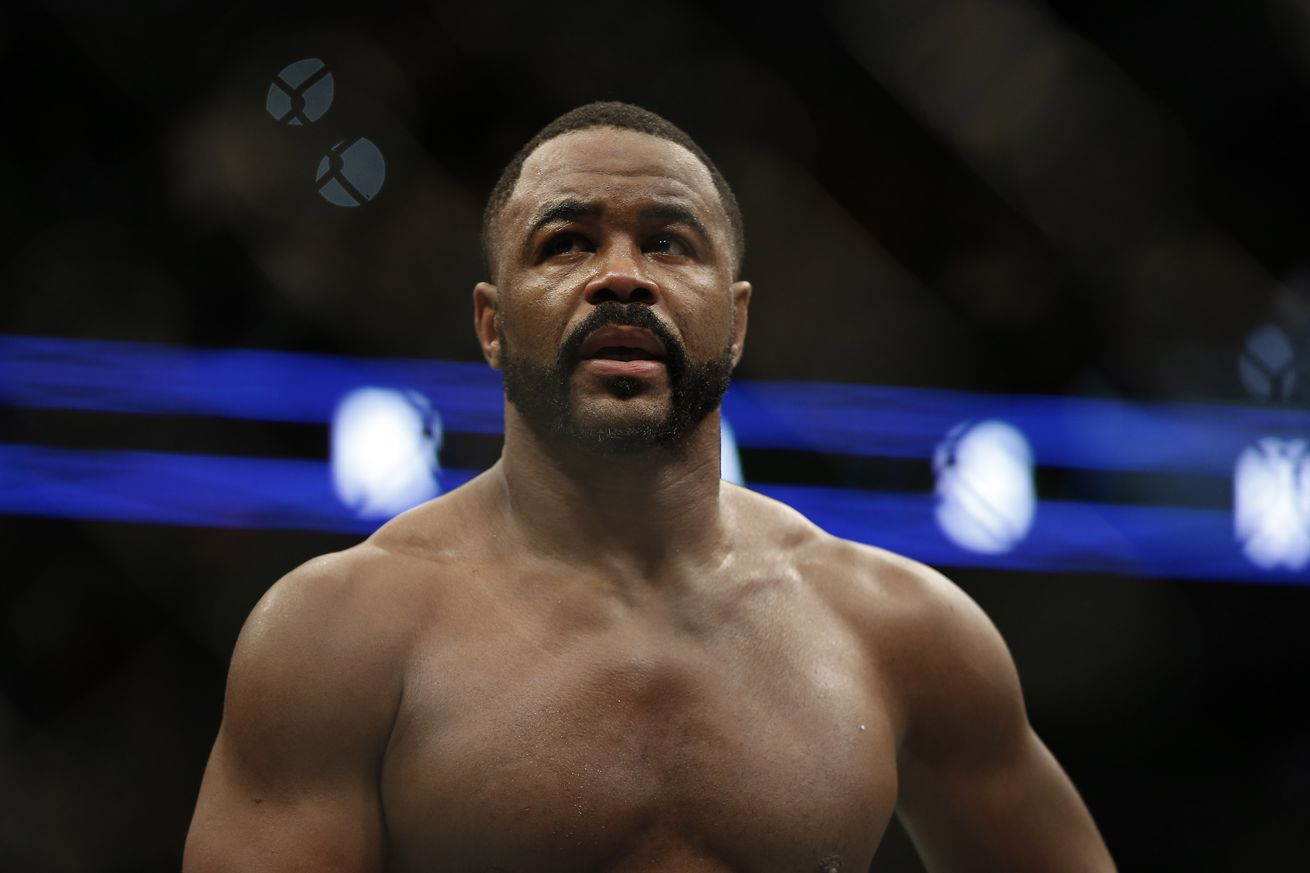 Video: Emotional Rashad Evans feels like hes fighting against himself after UFC on FOX 19 loss