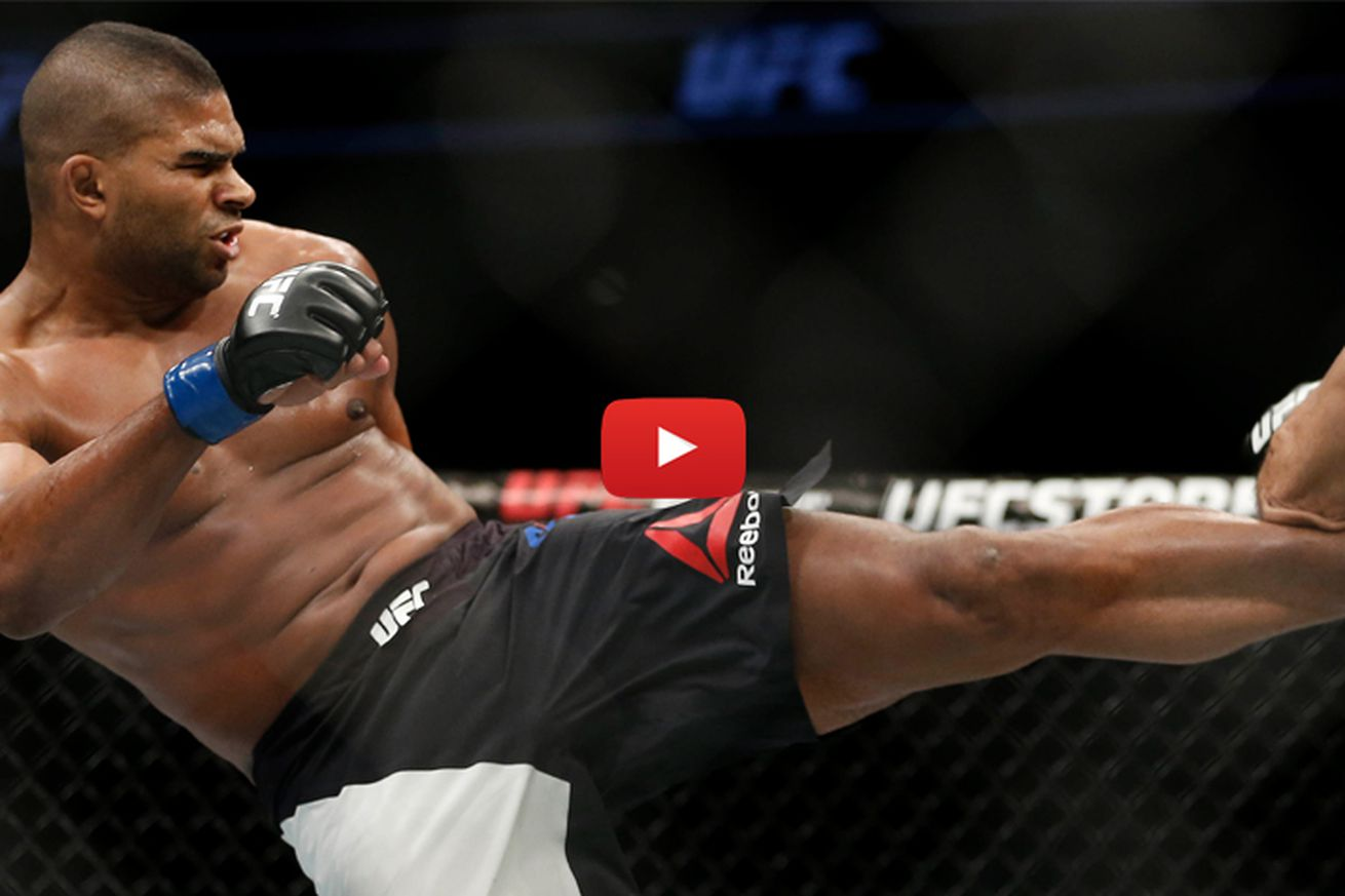Alistair Overeem vs Andrei Arlovski full fight video preview for UFC Fight Night 87 main event