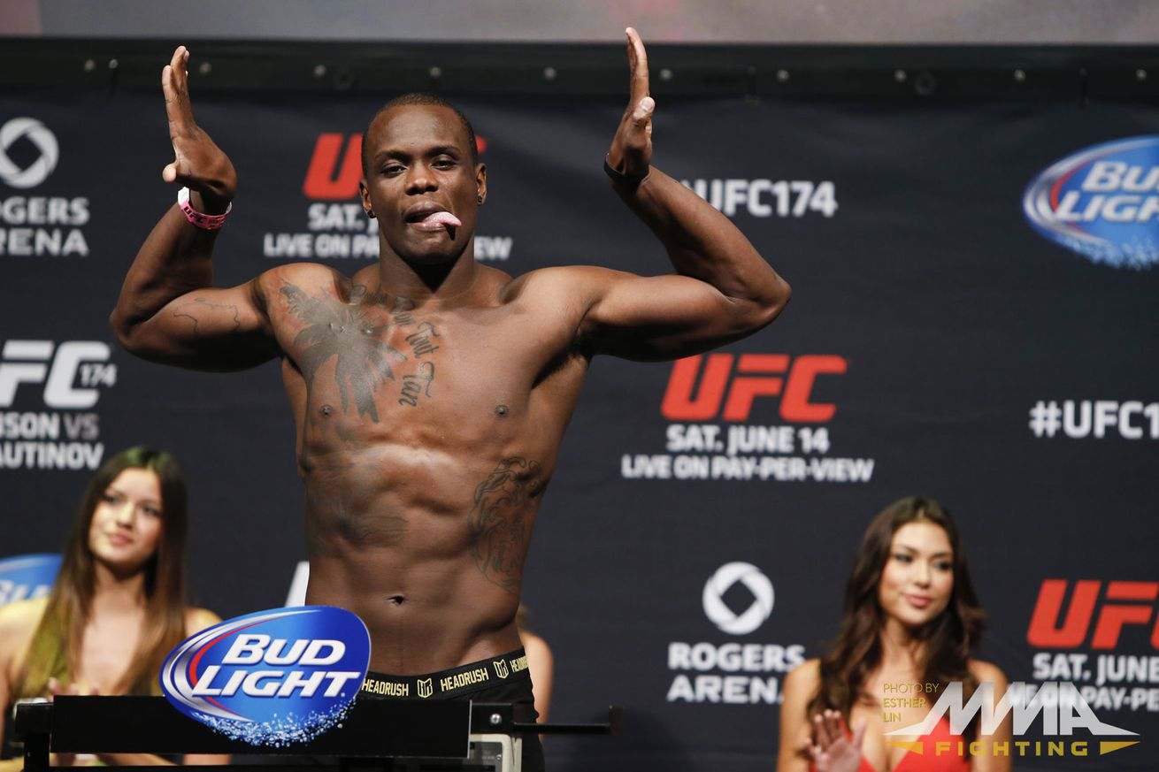UFC 197: Confident Ovince Saint Preux doesnt need Daniel Cormiers training to fight Jon Jones